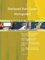 Distributed Data Center Management A Complete Guide - 2019 Edition
