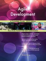 Agile Development A Complete Guide - 2019 Edition