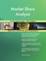 Market Share Analysis A Complete Guide - 2019 Edition