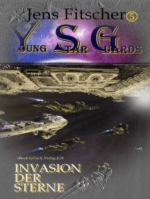 Invasion der Sterne (Young Star Guards 5)