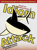 Idiom Attack Vol. 2 - Doing Business (German Edition)