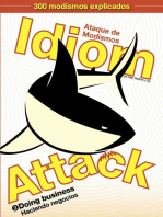 Idiom Attack Vol. 2 - Doing Business (Spanish Edition)
