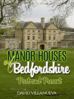Manor Houses of Bedfordshire Past and Present