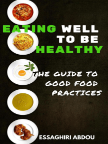 Eating Well to Be Healthy