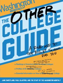 The Other College Guide: A Roadmap to the Right School for You