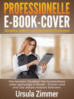 Professionelle E-Book-Cover