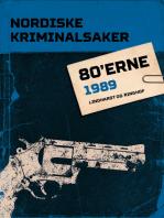 Nordiske Kriminalsaker 1989
