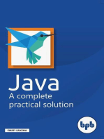 Java: A complete practical solution