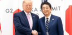 Trump on 'Unfair' U.S.-Japan Security Treaty