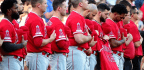 Angels Top Rangers In First Game After Teammate's Death
