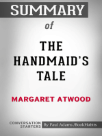 Summary of The Handmaid's Tale