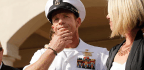 Navy SEAL Demoted For Taking Photo With Corpse Of ISIS Fighter