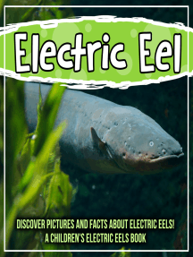 Electric Eel: Discover Pictures and Facts About Electric Eels! A Children's Electric Eels Book