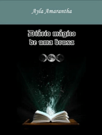 Diário Mágico De Uma Bruxa