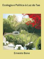 Ecologia E Política à Luz Do Tao