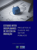 Estudos Interdisciplinares De GestÃo Da InovaÇÃo