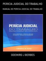 Pericia Judicial Do Trabalho