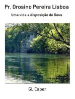 Pr. Orosino Pereira Lisboa