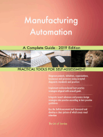 Manufacturing Automation A Complete Guide - 2019 Edition