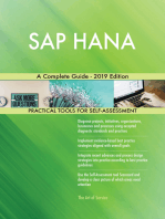 SAP HANA A Complete Guide - 2019 Edition