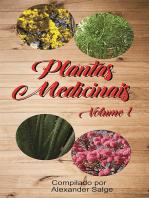 Plantas Medicinais Vol 1