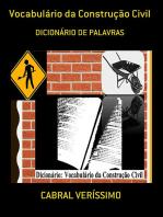 Vocabulário Da Construção Civil