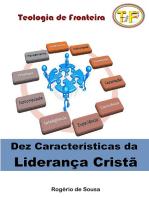 Dez Características Da Liderança Cristã
