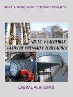 Nr 13 Caldeiras, Vasos De PressÃo E TubulaÇÕes