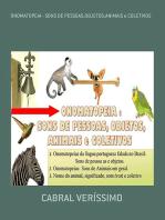 Onomatopeia Sons De Pessoas,Objetos,Animais E Coletivos