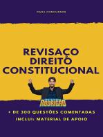 RevisaÇo De Direito Constitucional