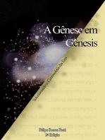 A Gênese Em Gênesis