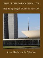 Temas De Direito Processual Civil