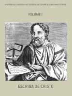 HistÓria EclesiÁstica De EusÉbio De CesarÉia Com ComentÁrios