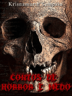 Contos De Horror E Medo