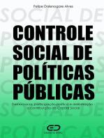 Controle Social De Políticas Públicas