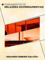 Fundamentos De Relações Governamentais