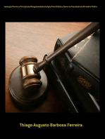 Transação Penal E O Princípio Da Obrigatoriedade Da Ação Penal Pública