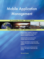 Mobile Application Management A Complete Guide - 2019 Edition