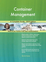 Container Management A Complete Guide - 2019 Edition