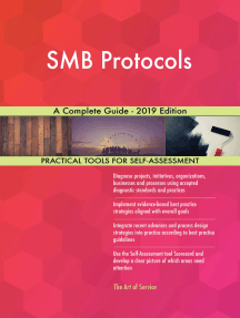 SMB Protocols A Complete Guide - 2019 Edition