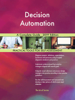 Decision Automation A Complete Guide - 2019 Edition