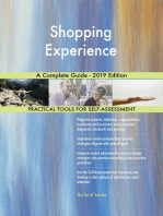 Shopping Experience A Complete Guide - 2019 Edition