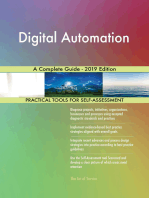 Digital Automation A Complete Guide - 2019 Edition