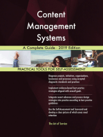 Content Management Systems A Complete Guide - 2019 Edition