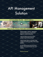 API Management Solution A Complete Guide - 2019 Edition