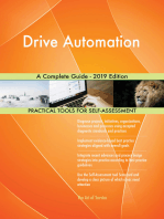 Drive Automation A Complete Guide - 2019 Edition