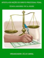 Apostila De NoÇÕes De Direito Processual Penal