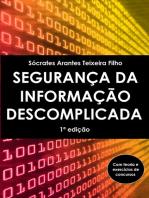 Segurança Da Informação Descomplicada