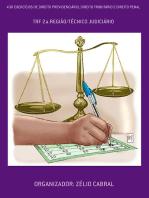 430 ExercÍcios De Direito PrevidenciÁrio, Direito TributÁrio E Direito Penal