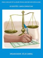 Prova 5 Simulado Trf 2a.RegiÃo TÉcnico JudiciÁrio Sem Especialidade